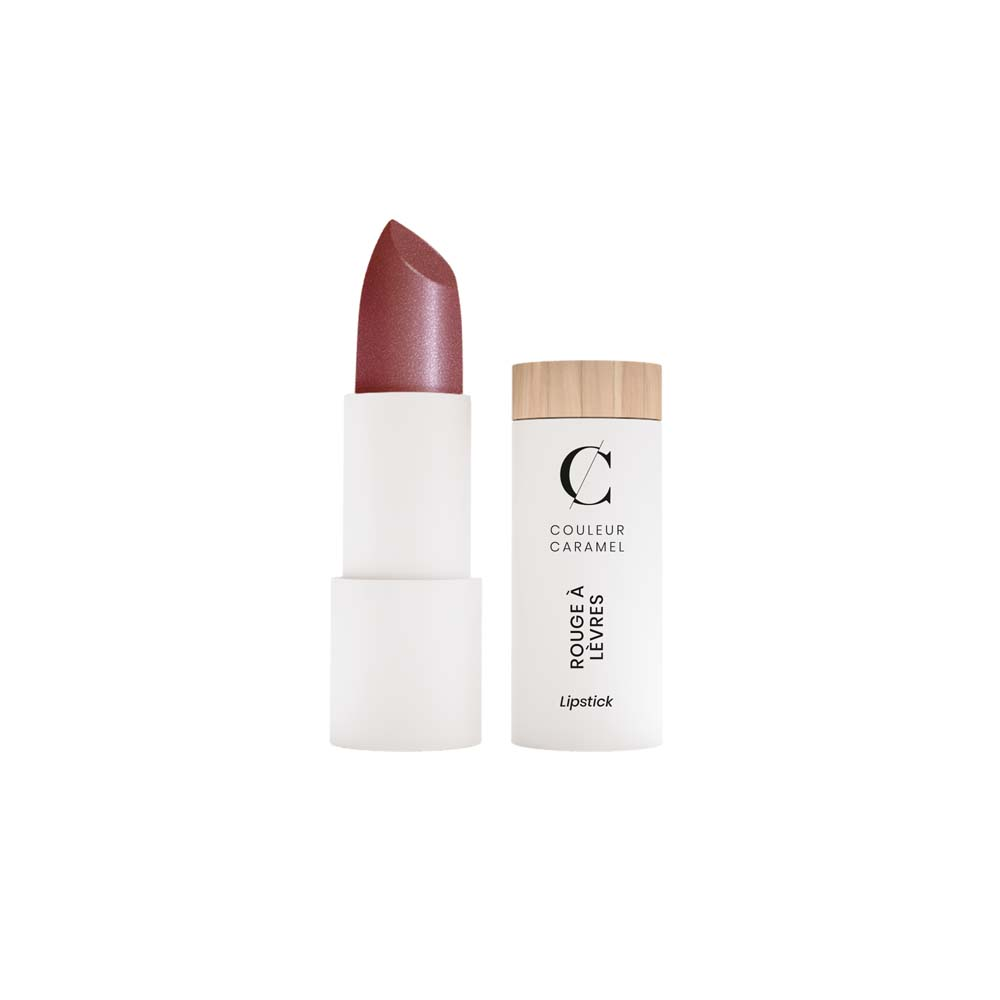 Couleur Caramel Rouge à lèvres nacré n 243 Hibiscus 3.5g Boutique bio