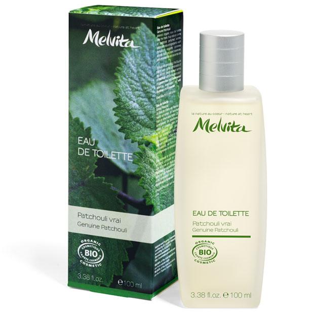 melvita eau de toilette bio parfum patchouli vrai vaporisateur 100 ml boutique bio