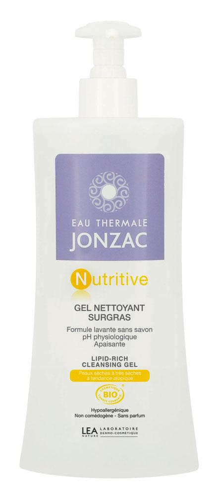 jonzac nutritive gel nettoyant surgras 400 ml. Black Bedroom Furniture Sets. Home Design Ideas