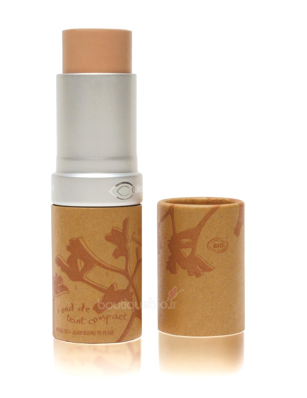 couleur caramel fond de teint compact 13 beige orang stick 16g boutique bio. Black Bedroom Furniture Sets. Home Design Ideas