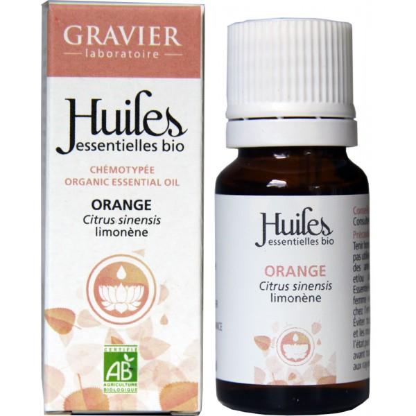 gravier huile essentielle d 39 orange douce bio 10ml boutique bio. Black Bedroom Furniture Sets. Home Design Ideas
