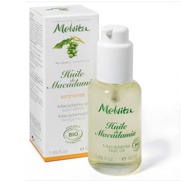melvita huile v g tale bio de macadamia stimulante soin du corps flacon 50 ml boutique bio. Black Bedroom Furniture Sets. Home Design Ideas