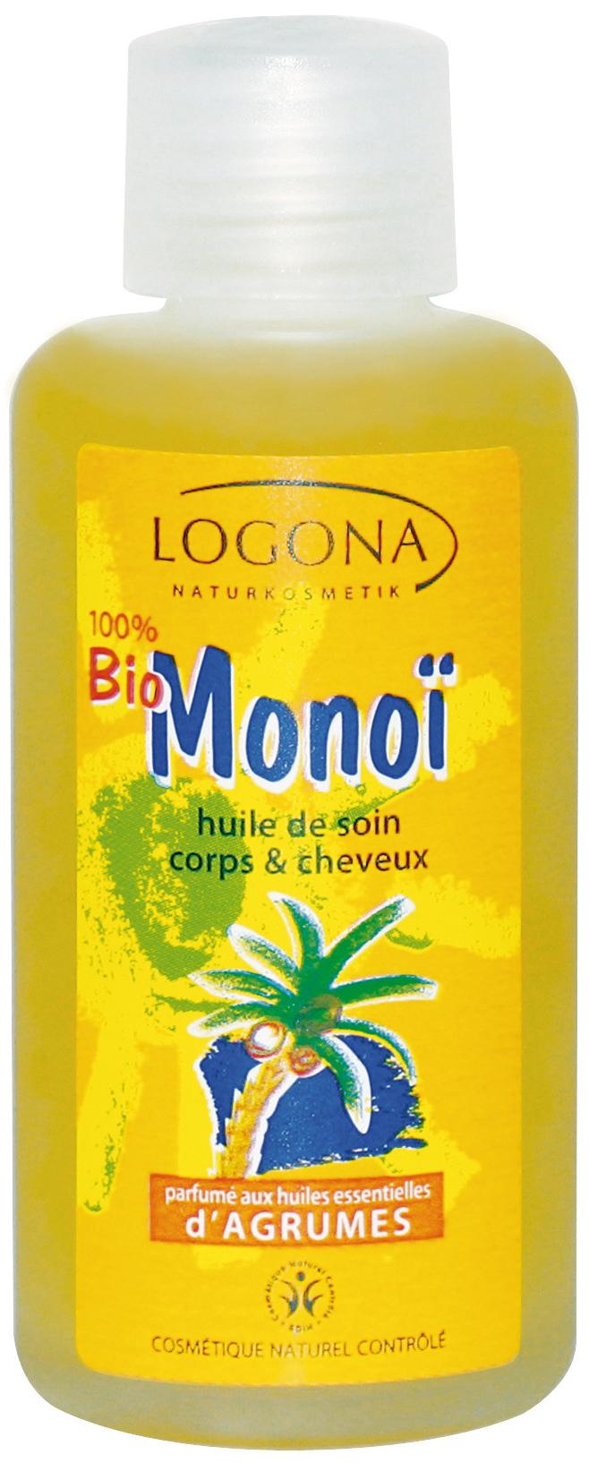 logona mono bio parfum d 39 agrume huile de soin corps cheveux 100 ml boutique bio. Black Bedroom Furniture Sets. Home Design Ideas