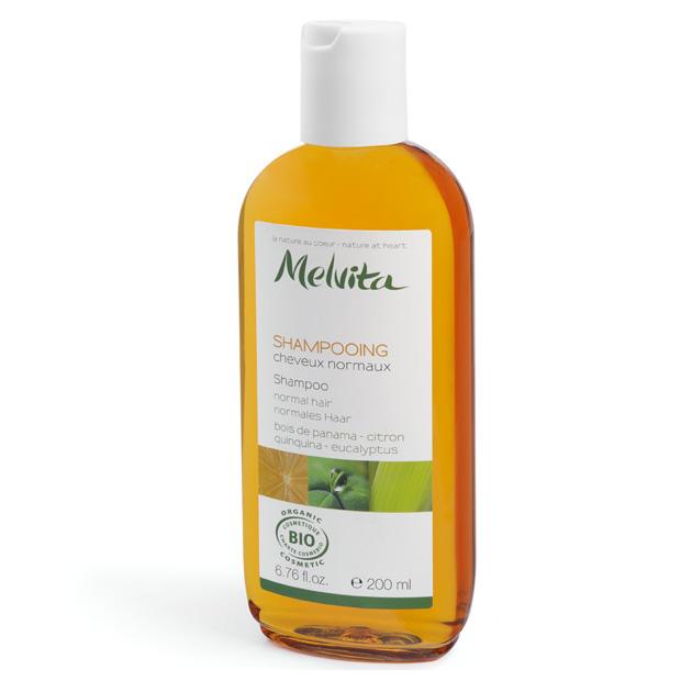 melvita shampooing