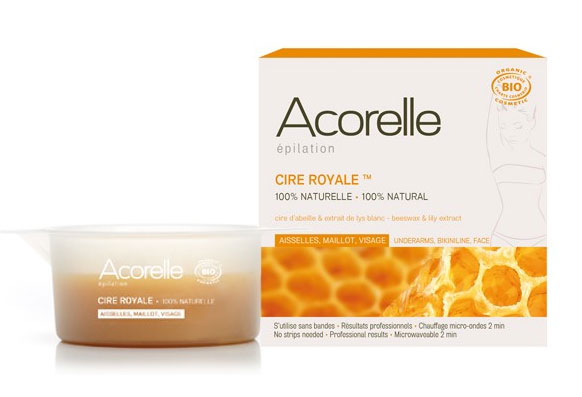 acorelle cire royale 100g boutique bio. Black Bedroom Furniture Sets. Home Design Ideas