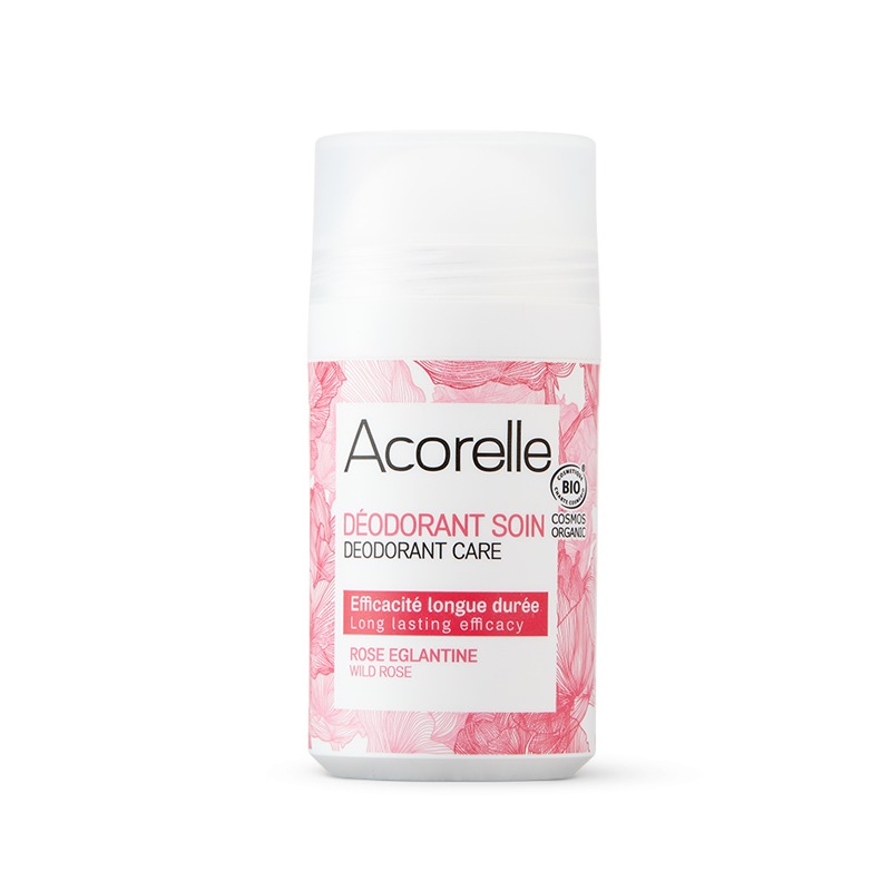 Déodorant Roll On Rose Eglantine 50 ml