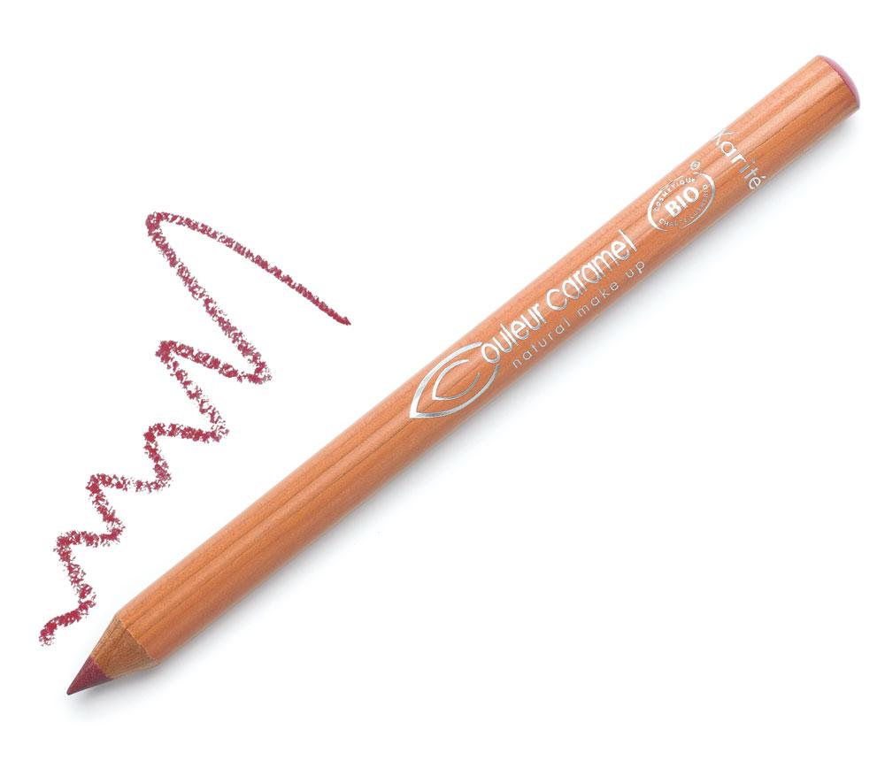 couleur caramel crayon contour l vres naturel bois de rose 119 boutique bio. Black Bedroom Furniture Sets. Home Design Ideas