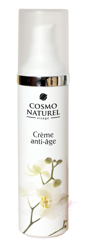 gravier cr me anti ge cosmo naturel visage 50 ml boutique bio. Black Bedroom Furniture Sets. Home Design Ideas