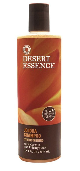desert essence shampooing au jojoba fortifiant 382 ml boutique bio. Black Bedroom Furniture Sets. Home Design Ideas