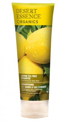 Shampoing au Tea Tree citronné 237 ml