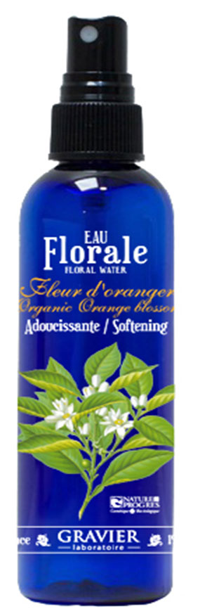 Gravier Eau Florale De Fleur D Oranger Bio 200 Ml Boutique Bio