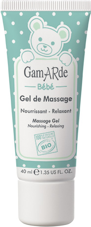 Gel de Massage bébé 40 ml