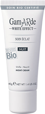 Soin éclat Nuit  White Effect 40 g