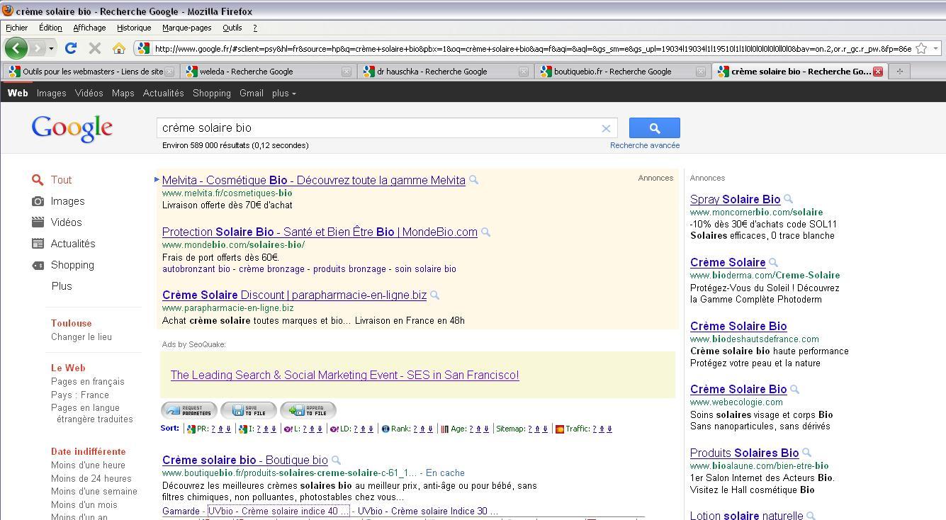 modification lien de site google 2