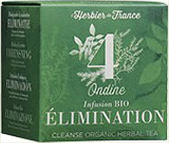Infusion bio Ondine 4 Elimination
