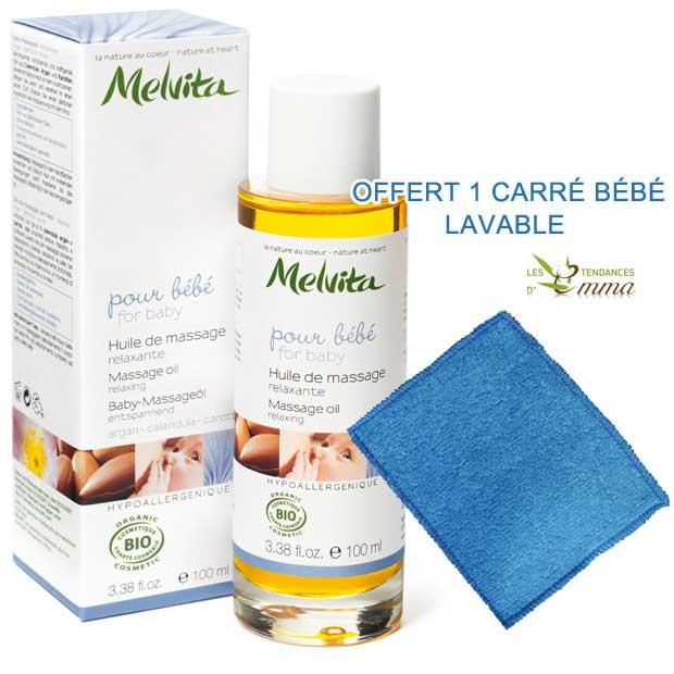 melvita huile de massage relaxante argan calendula carotte 100 ml boutique bio. Black Bedroom Furniture Sets. Home Design Ideas