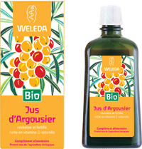 Jus d\'Argousier 200 ml