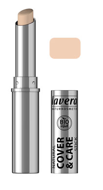 Correcteur Cover and Care Stick 01 Ivoire