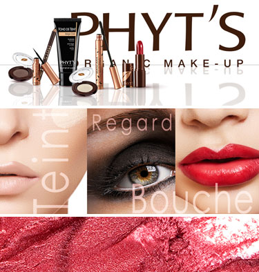 maquillage phyt's
