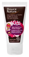 Kids dentifrice fruits rouges sans fluor 50 ml