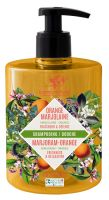 Shampooing douche marjolaine orange cosmo naturel 500 ml