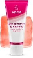 PATE DENTIFRICE au Ratanhia Protection des Gencives 75 ml