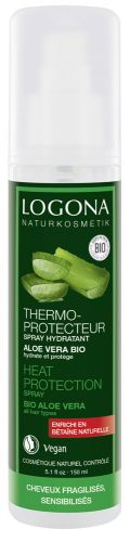 Spray Hydratant Thermo-protecteur Hydratation et Protection à l\'Aloe Vera 150 ml