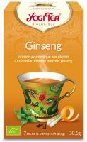 Infusion ayurvédique Ginseng