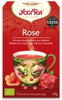 Infusion ayurvédique Rose