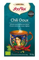 Infusion ayurvédique Chili Doux