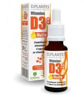Vitamine D3 ++ 20 ml