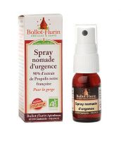 Spray Nomade d'urgence à la Propolis 15 ml
