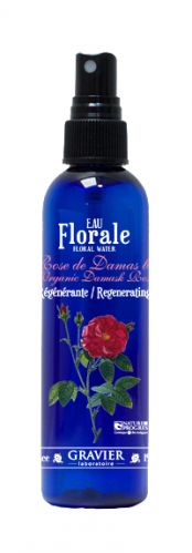 Eau florale de Rose de Damas bio 200 ml