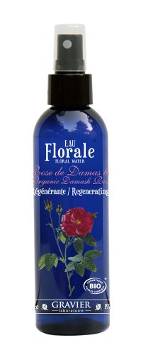 Eau florale de Rose de Damas 200 ml