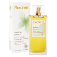 "Eau de Toilette bio ""Patchouli Intense"" 100 ml"