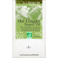 THE BIO GINGKO ESPRIT VIF  20 SACHETS