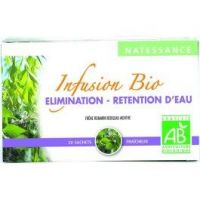 Infusion Bio Elimination - Rétention d'eau