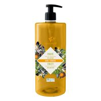 Gel Moussant Fruité Mandarine & Orange Cosmo Naturel 1 litre