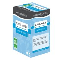 Infusion Camomille bio - Nuits douces