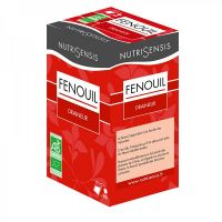 Infusion Bio Fenouil - Elimination