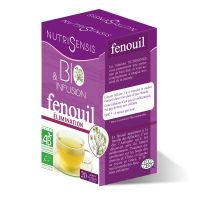 Infusion Fenouil bio - Elimination
