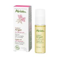 Roll-on mains ongles et cuticules Argan et Géranium 10 ml