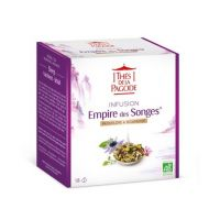 Empire des Songes - Infusion Bio Sommeil 18 infusettes