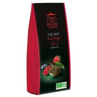Thé Vert Fruits Rouges 100 g
