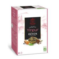 Thé vert Yinpur bio 60 infusettes