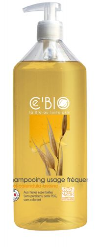 Shampoing usage fréquent 500 ml Ce\'Bio