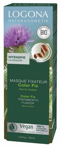 Masque Fixateur Coloration Logona 100 ml