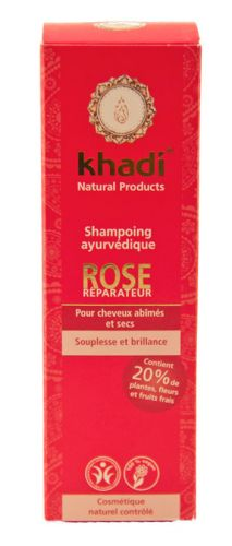 Shampooing ayurvédique ROSE 210 ml