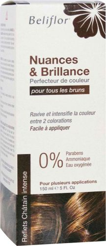 Baume reflets nuance et brillance - Chatain Intense