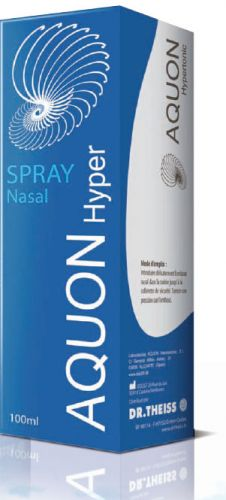Aquon Spray nasal - hypertonic 100ml